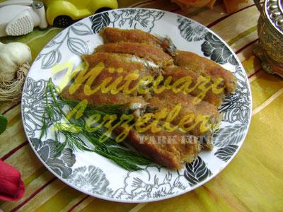 Peynirli Sardalya (fotoğraf)