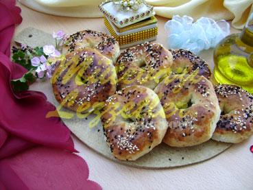 Peynirli Simit (fotoğraf)