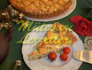 Peynirli Tart (fotoğraf)