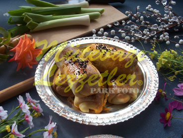 Muffin Au Poireau