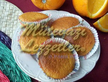 Kağıtta Portakallı Kek