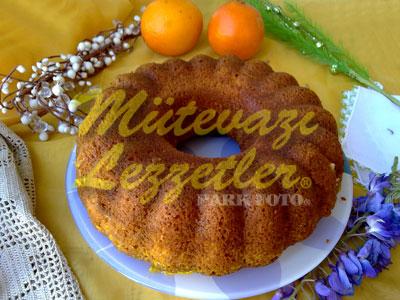Portakallı Kek (fotoğraf)