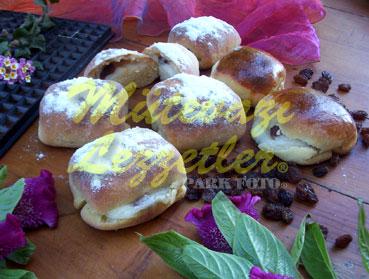 Pudingli Çörek (fotoğraf)