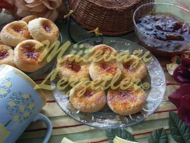 Cookies con Jam