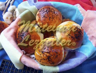 Sarımsaklı Ekmek (fotoğraf)