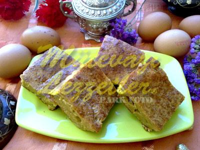 Sade Süt Böreği (fotoğraf)