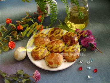 Biscotto di Girit con Gomma
