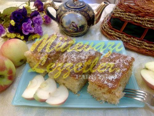 Şekersiz Tatlı Kek