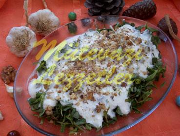 Semizotu Salatası (fotoğraf)
