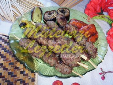 Şiş Köfte (fotoğraf)