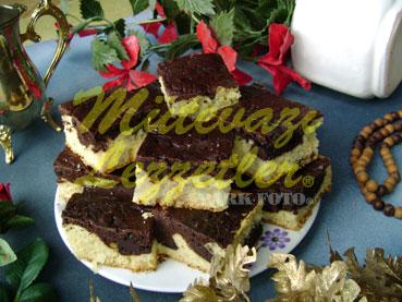 Torta Bianca Nera