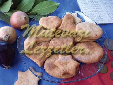 Biscotti con Cipolla