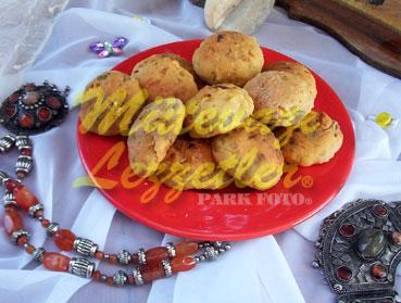Soğanlı Patates Çöreği (fotoğraf)