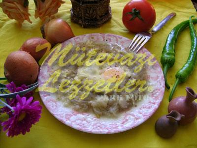Soğanlı Yumurta (fotoğraf)