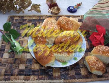 Somuncuk Çöreği (fotoğraf)