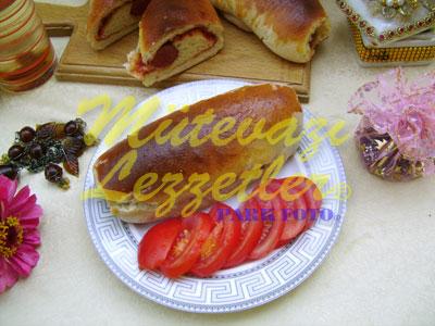 Sosisli Sandviç (fotoğraf)
