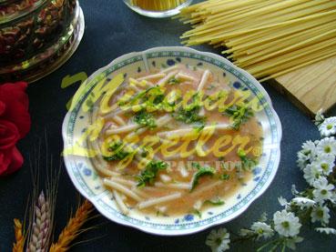 Soupe Aux Spaghetti