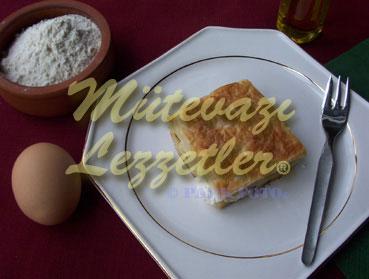 Tepsi Böreği (fotoğraf)