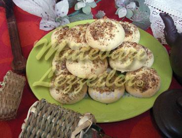 Cookies à La Cannelle Et Aux Noix