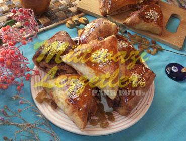 Tarcinli Çörek (fotoğraf)
