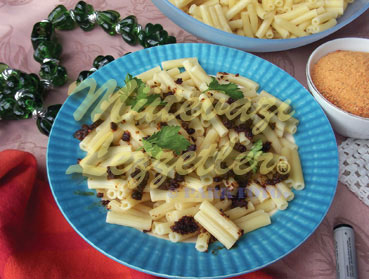 Macaroni with Tarhana