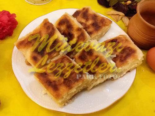 Tavada Yufka Böreği