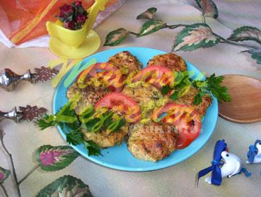 Tavuk Köftesi (fotoğraf)