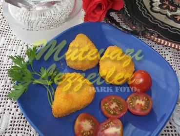 Tavuk Kroket (fotoğraf)