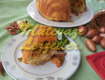 Tavuk Tabez (fotoğraf)