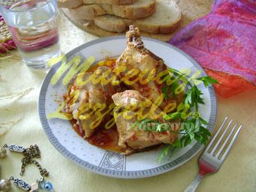 Tavuk Yahnisi (fotoğraf)