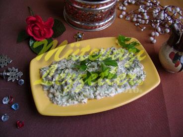 Tavuklu Lahana Salatası