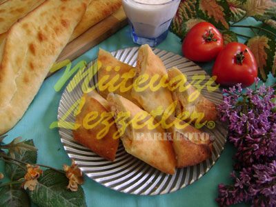 Tavuklu Pide (fotoğraf)