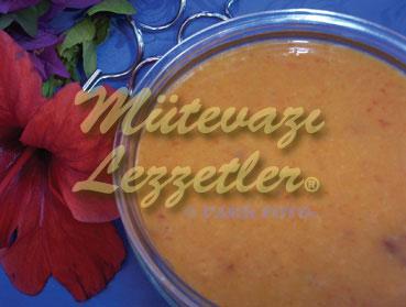 Fresh Tarhana Soup