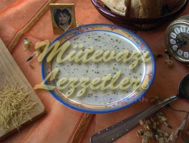 Йогуртовый Суп с Лапшой- Тервие