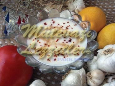Terbiyeli İşkembe Çorbası (fotoğraf)