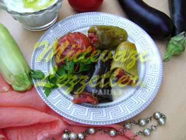 Türkmen Dolması (fotoğraf)