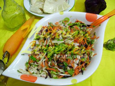 Turşulu Salata (fotoğraf)