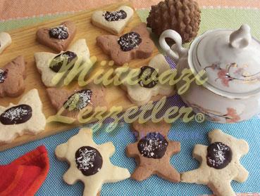 Triple Cookies