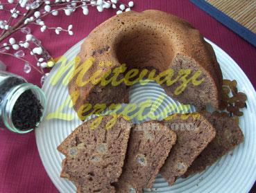 Üzümlü Çaylı Keks