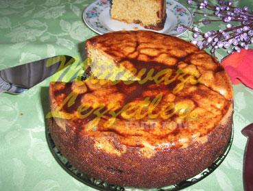 Üzümlü Islak Kek (fotoğraf)