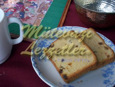 Üzümlü Kek (fotoğraf)