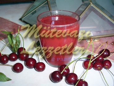 Concentrated Sour Cherry Juice