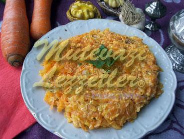 Yoğurtlu Havuç Salatası (fotoğraf)