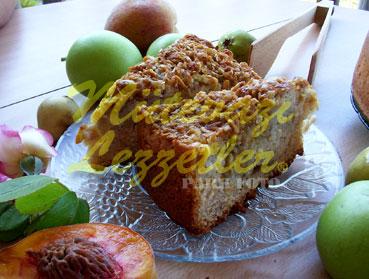 Yaz Meyveli Kek (fotoğraf)