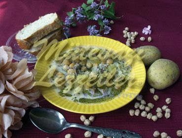 Yoğurtlu Patates Çorbası (fotoğraf)
