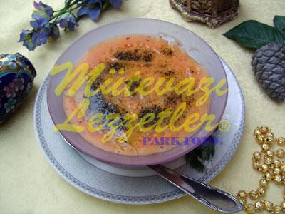 Yoğurtlu Tarhana Çorbası (fotoğraf)
