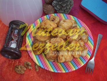 Yufka buñuelos
