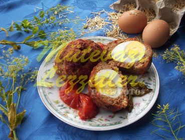 Meatballs with Eggs