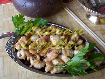 Zencefilli Tavuk (fotoğraf)