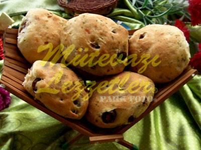 Zeytinli Çay Ekmeği (fotoğraf)
